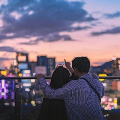 长久幸福的情侣网名大全